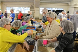 Lebanon United Methodist Churches join efforts to help fight hunger